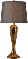 Kenroy Home 32818GLD Florian Table Lamp