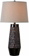 Kenroy Home 32822CBZ Vienna Copper Bronze Table Lamp Lighting