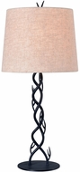 Kenroy Home 32855BRZ Twigs Bronze Table Top Lamp