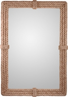 Kenroy Home 60206 Rudy Natural Rope Mirror