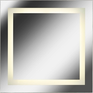 Kenroy Home 90732 Rifletta Modern LED Wall Mounted Mirror