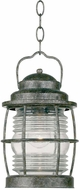 Kenroy Home 90955FL Beacon Nautical Flint Exterior Pendant Lighting