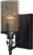 Kenroy Home 93447ORB Chloe Contemporary Oil Rubbed Bronze Lamp Sconce