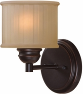Kenroy Home 93571ORB Barney Oil Rubbed Bronze Wall Mounted Lamp