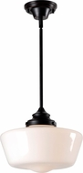 Kenroy Home 93661ORB Cambridge Oil Rubbed Bronze Drop Ceiling Lighting