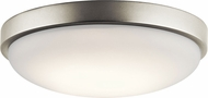 Kichler 10763NILED Brushed Nickel LED Ceiling Lighting Fixture