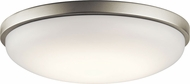 Kichler 10765NILED Brushed Nickel LED Flush Lighting