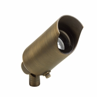 Kichler 15384CBR Contemporary Centennial Brass Halogen Exterior Accent Light