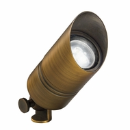 Kichler 15475CBR Contemporary Centennial Brass Halogen Exterior Accent Light