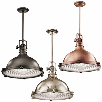 Kichler 2691 Hatteras Bay Nautical 195 Tall Hanging Light KIC2691