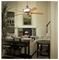 Kichler 300011-AP Olympia Antique Pewter Modern 6-Light Ceiling Fan