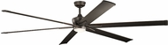 Kichler 300302OZ Szeplo Patio Modern Olde Bronze 96  Indoor Ceiling Fan