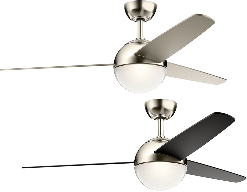 Kichler 300710pn Bisc Contemporary Polished Nickel Mk