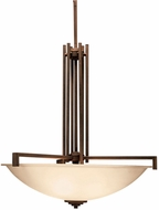 Kichler 3299OZL16 Eileen Modern Olde Bronze LED Lighting Pendant
