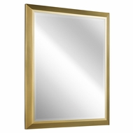 Kichler 41011NBR Natural Brass Mirror