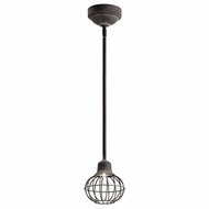 Kichler 42359 Vintage 7  Tall LED Mini Drop Lighting Fixture