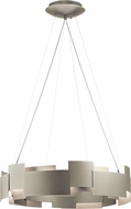 Kichler 42992SNLED Moderne Modern Satin Nickel LED Hanging Light