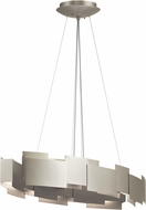 Kichler 42993SNLED Moderne Modern Satin Nickel LED Kitchen Island Lighting