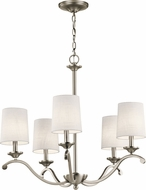 Kichler 43392AP Versailles Antique Pewter Ceiling Chandelier