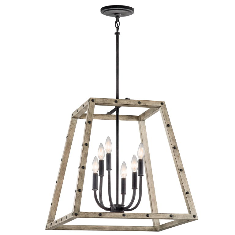 country lighting fixtures for home. Kichler 43520DAG Basford Country Distressed Antique Gray Finish 21\u0026nbsp; Wide Foyer Lighting Fixture. Loading Zoom Fixtures For Home P