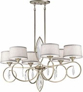 Kichler 43569SGD Casilda Sterling Gold Mini Chandelier Lighting