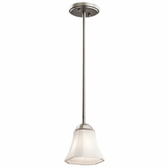Kichler 43634NI Serena Brushed Nickel Mini Drop Lighting