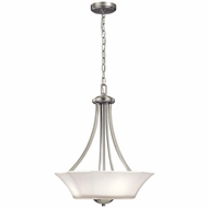 Kichler 43635NI Serena Brushed Nickel Ceiling Light Pendant