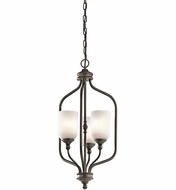 Kichler 43656OZ Lilah Olde Bronze Entryway Light Fixture
