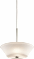 Kichler 43667NIL16 Aubrey Brushed Nickel LED Pendant Lighting
