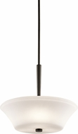 Kichler 43667OZL16 Aubrey Olde Bronze LED Pendant Light