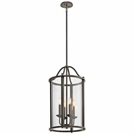 Kichler 43709OZ Emory Olde Bronze Foyer Lighting
