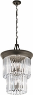 Kichler 43750OZ Emile Modern Olde Bronze Foyer Lighting