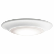 Kichler 43845WHLED30 White LED 3000K 6  Ceiling Light