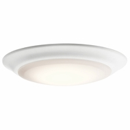 Kichler 43846WHLED27 White LED Ceiling Light