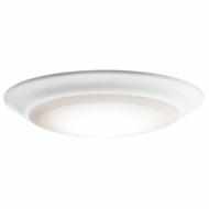 Kichler 43846WHLED30 White LED Ceiling Light Fixture