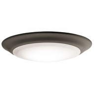 Kichler 43848OZLED30 Olde Bronze LED 3000K 7.5  Overhead Lighting