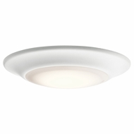 Kichler 43848WHLED30 White LED 3000K 7.5  Flush Mount Lighting Fixture