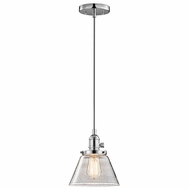 Kichler 43851CH Avery Chrome Mini Hanging Pendant Light