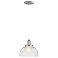 Kichler 43853CH Avery Chrome Mini Ceiling Pendant Light
