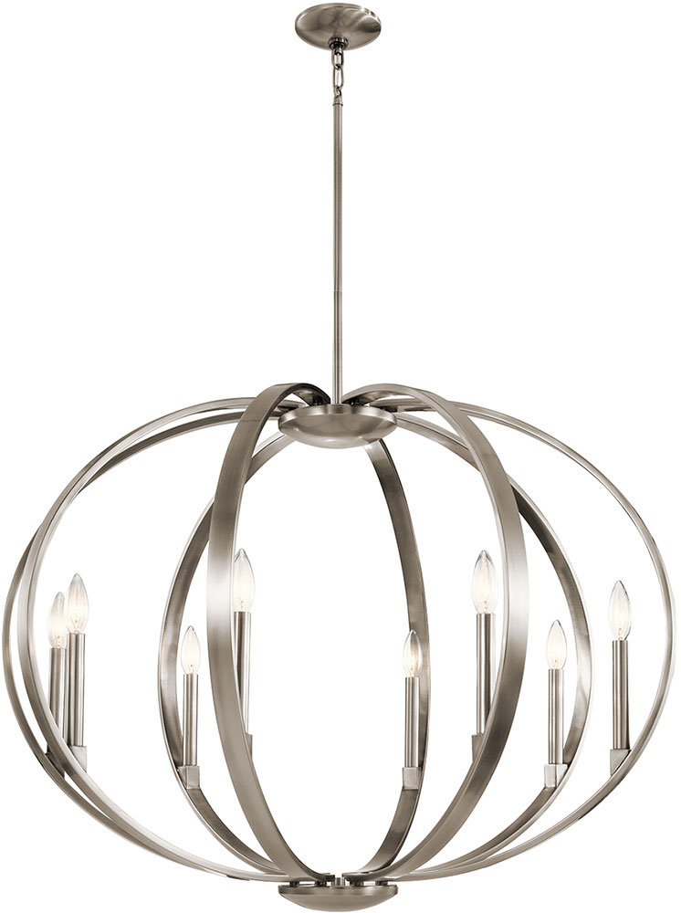 light kichler zinc taulbee chandelier kic loading weathered zoom chandeliers