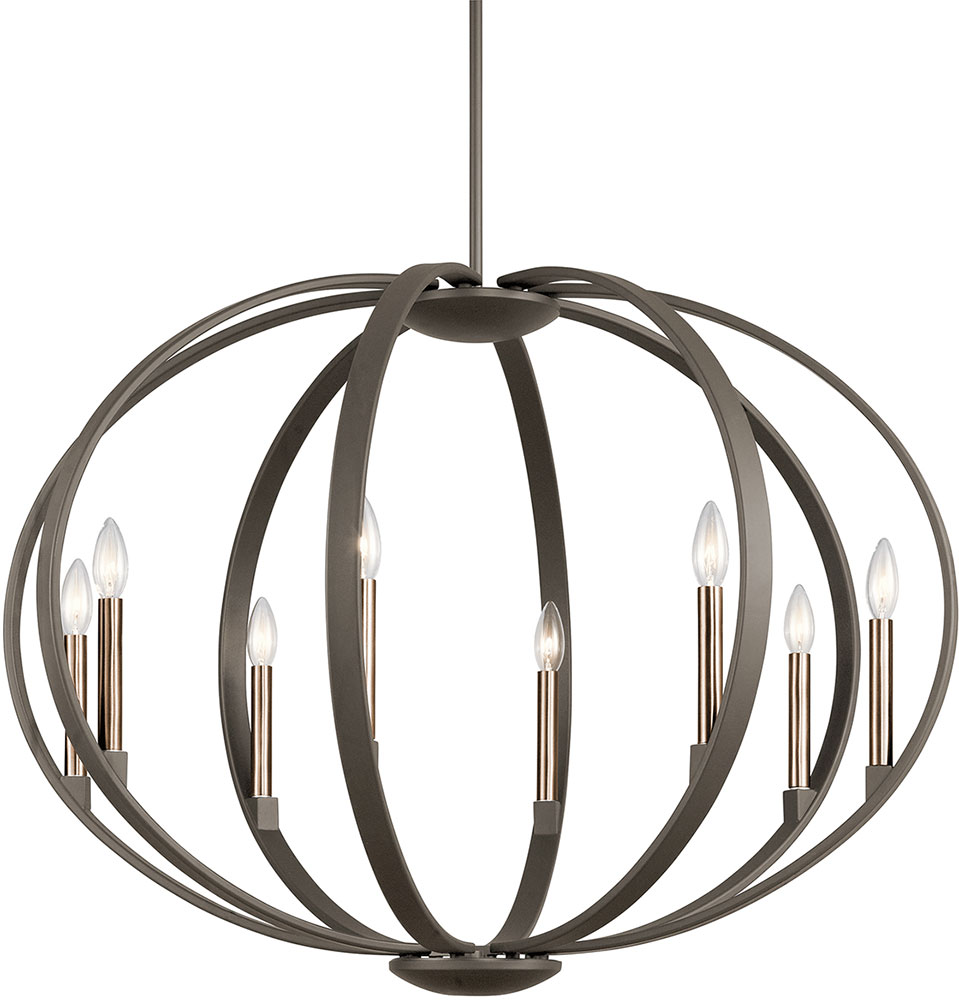 Kichler 43872oz elata contemporary olde bronze lighting chandelier kichler 43872oz elata contemporary olde bronze lighting chandelier loading zoom aloadofball Images
