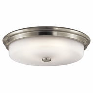 Kichler 43875NILED Brushed Nickel LED Ceiling Lighting Fixture