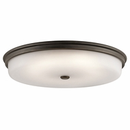 Kichler 43877OZLED Olde Bronze LED Overhead Lighting