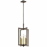 Kichler 43900OZ Cullen Olde Bronze Foyer Lighting Fixture