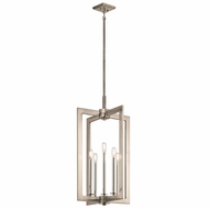 Kichler 43902CLP Cullen Classic Pewter Entryway Light Fixture