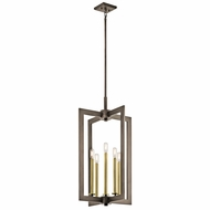 Kichler 43902OZ Cullen Olde Bronze Foyer Lighting