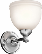 Kichler 45611CH Marana Chrome Wall Sconce Lighting