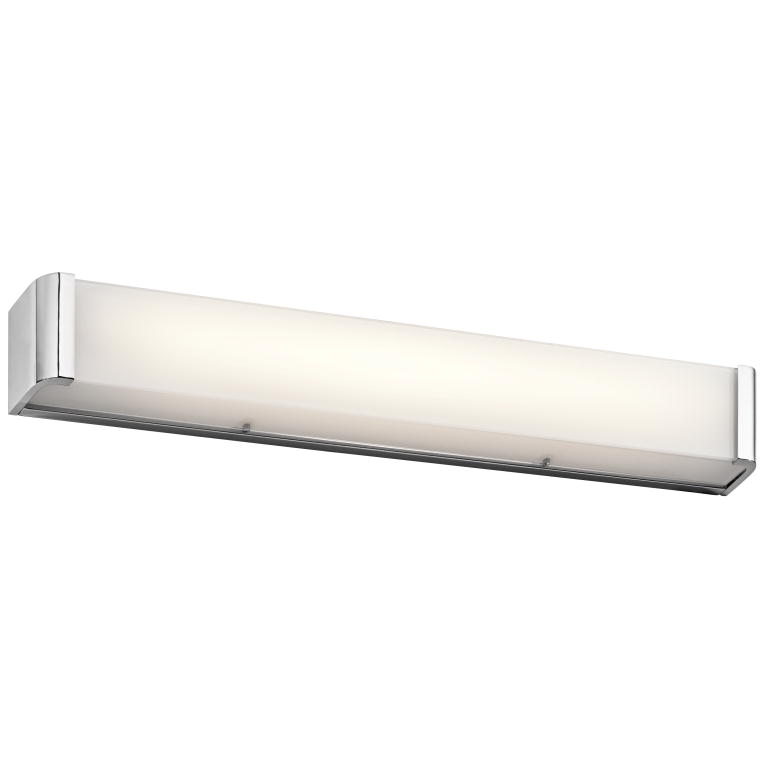 Kichler 45618chled landi contemporary chrome led 36 vanity light kichler 45618chled landi contemporary chrome led 36nbsp vanity light loading zoom aloadofball Choice Image