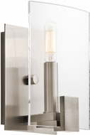 Kichler 45701CLP Signata Modern Classic Pewter Wall Light Sconce