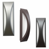 Kichler 49436 Cesya Contemporary 6  Wide LED Outdoor Wall Light Sconce